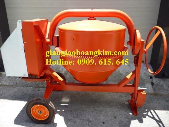 máy trộn bê tông 150L